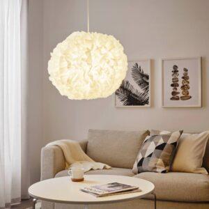 ВИНДКАСТ Подвесной светильник, белый 50 см - 804.520.07