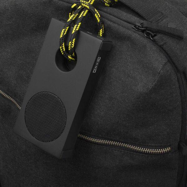 ЭНЭБИ Портативный динамик bluetooth, черный 15x7.5 см - 004.014.08