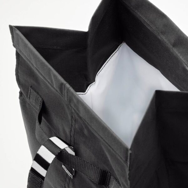 ФРАМТУНГ Сумка д/завтраков, черный 22x17x35 см - 504.992.33