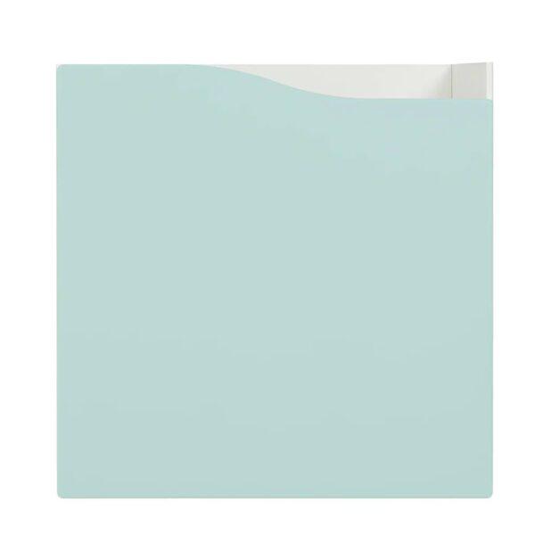 КАЛЛАКС Вставка с дверцей, бледно-бирюзовый 33x33 см - 905.146.65