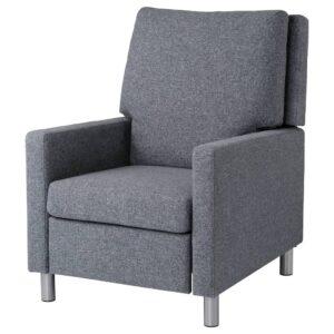 КЛИСТЭ Раскладное кресло, Гуннаред классический серый - 704.921.98