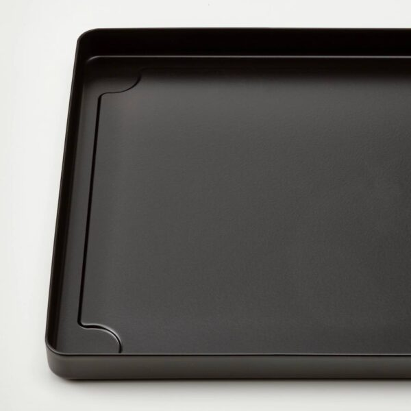 НЭББИГ Поднос, черный 25x33 см - 404.984.89