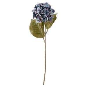 СМИККА Цветок искусственный, д/дома/улицы/Гидрангея синий 60 см - 304.965.32