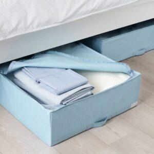 СТУК Сумка для хранения, сине-серый 55x51x18 см - 004.939.50