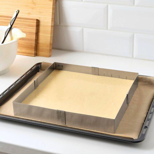 ТОРТБАК Рамка для выпечки, регулируемая 30x30 см - 904.855.40