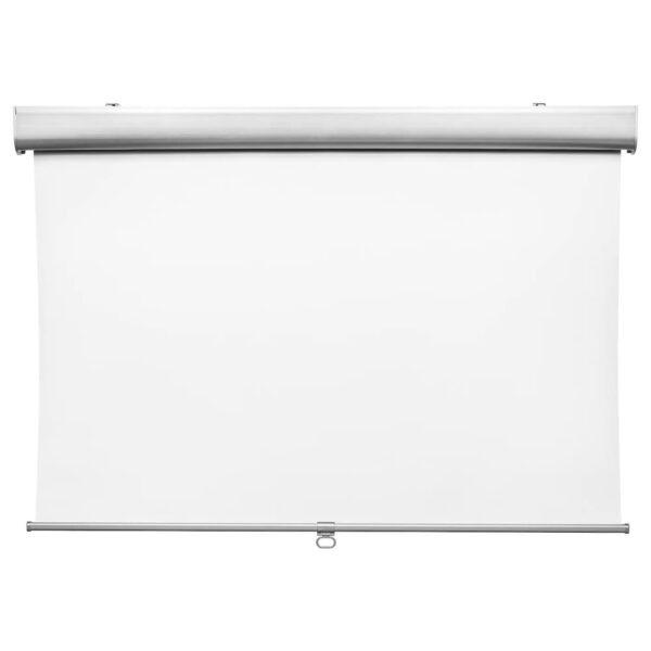 ТРЕТУР Рулонная штора, блокирующая свет , белый 80x195 см - 404.911.00