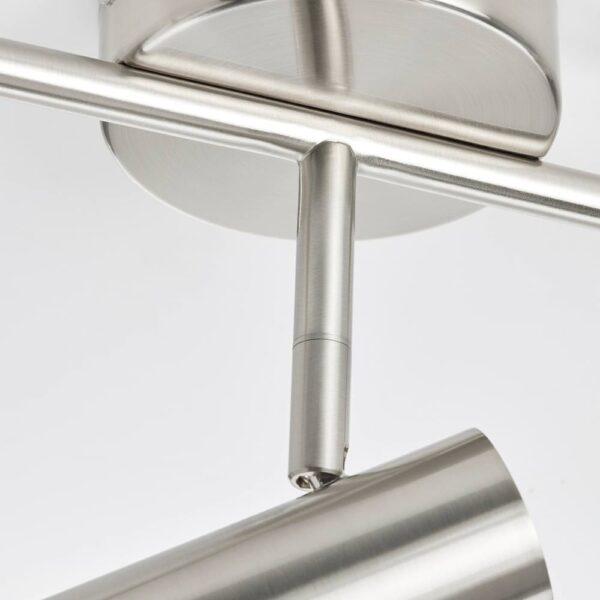 ВИРРМО Потолочная шина, 3 лампы, никелированный - 804.690.98