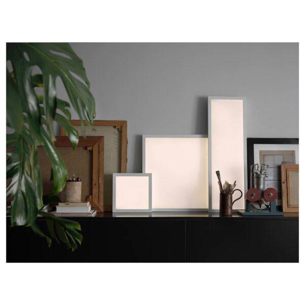 ФЛОАЛЬТ Светодиодная панель, регулируемая яркость белый спектр 60x60 см - 304.614.48