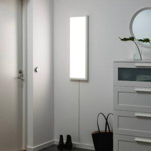 ФЛОАЛЬТ Светодиодная панель, регулируемая яркость белый спектр 30x90 см - 504.614.47
