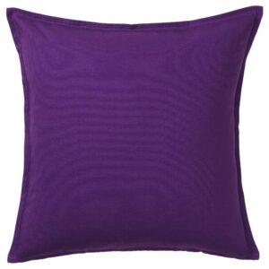 ГУРЛИ Чехол на подушку, темно-сиреневый 65x65 см - 904.435.88