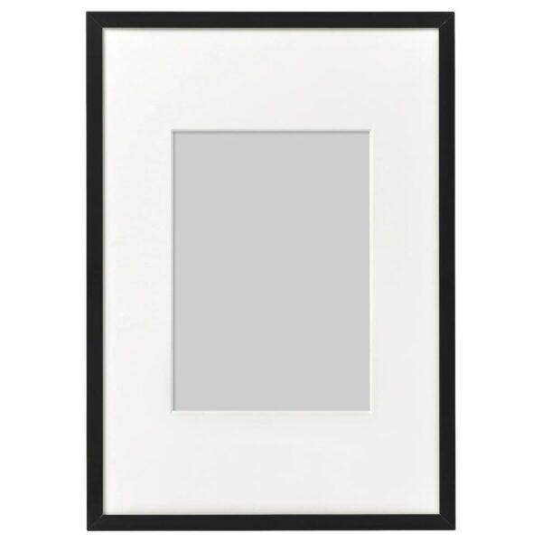 ЛОМВИКЕН Рама, черный 21x30 см - 203.817.20
