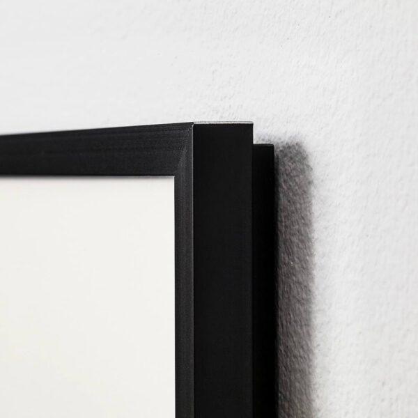 ЛОМВИКЕН Рама, черный 40x50 см - 603.817.23
