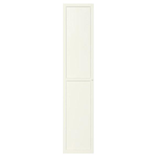 ОКСБЕРГ Дверь, белый 40x192 см - 705.147.51
