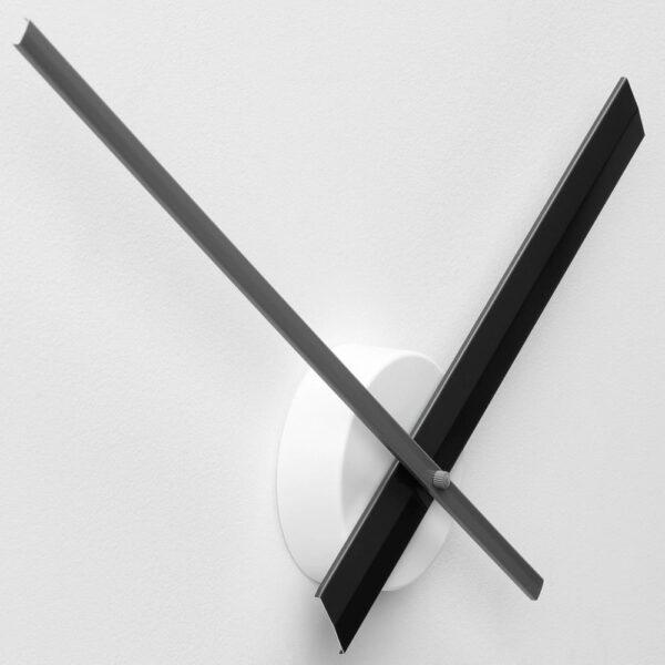 ПЕПСКАФТ Настенные часы, серо-белый 59 см - 904.981.23