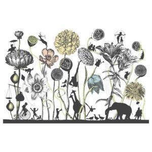 ПЬЕТТЕРИД Картина, большие цветы 118x78 см - 305.076.58