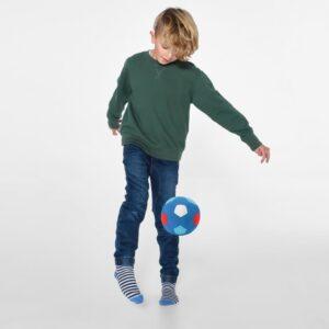СПАРКА Мягкая игрушка, футбольный мини/синий красный - 405.067.62