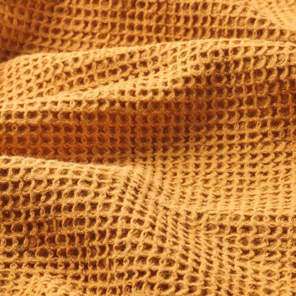 ВАЛЛАСОН Банное полотенце, темно-желтый 70x140 см - 205.022.32