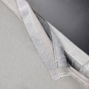 БЕРГМУНД Чехол на стул, Оррста светло-серый - 104.862.04