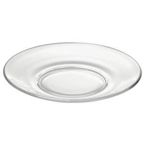365 + Блюдце, прозрачное стекло 14 см - 805.209.64