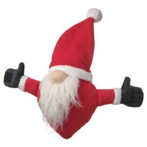 ВИНТЕР 2021 Мягкая игрушка, Санта Клаус/красный - 105.040.76